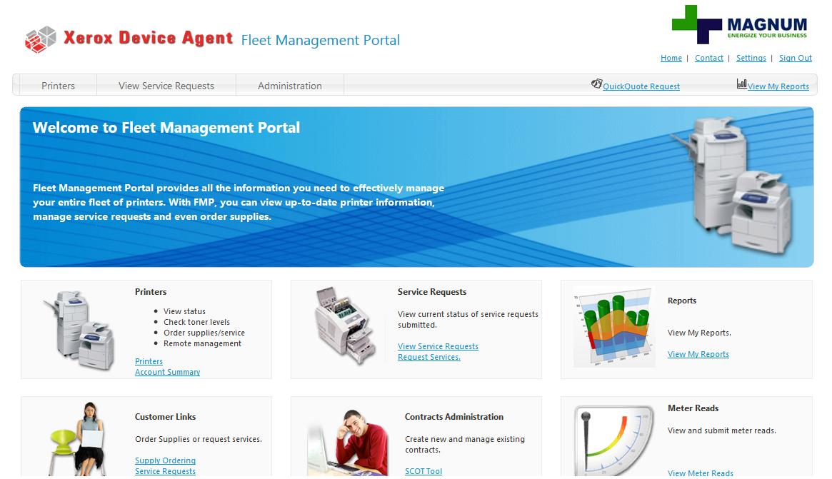 Xerox Device Agent Image