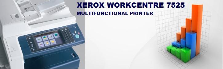 Xerox WorkCentre 7525 Multifunctional Printer