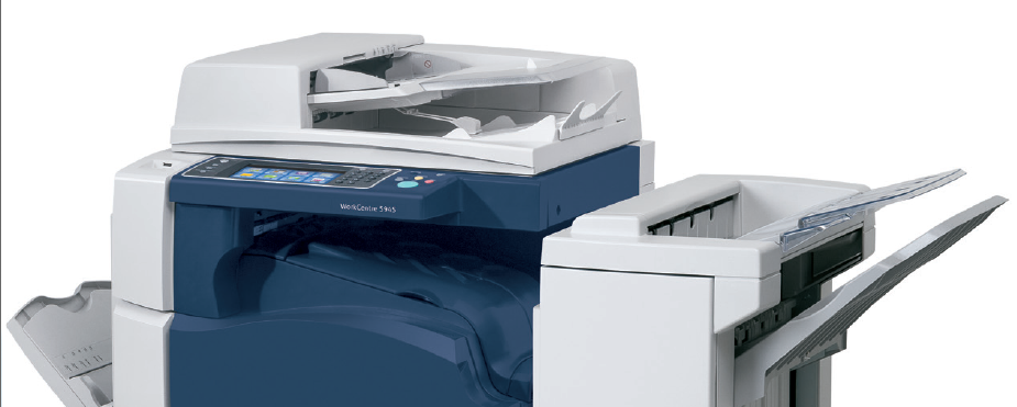 The Xerox WorkCentre 5945 and it's low cost per page
